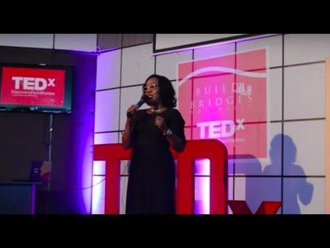 Encourage African Women In Entrepreneurship   Josephine Nzerem   TEDxDiscoveryParkWomen