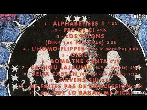 Fabulous Trobadors - Era Pas De Faire - 04 L'homo flipper (live in Marshila)