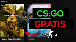 Cómo Descargar CS:GO GRATIS para PC en Español   Fácil   Counter Strike Global Ofensive 2019✔️