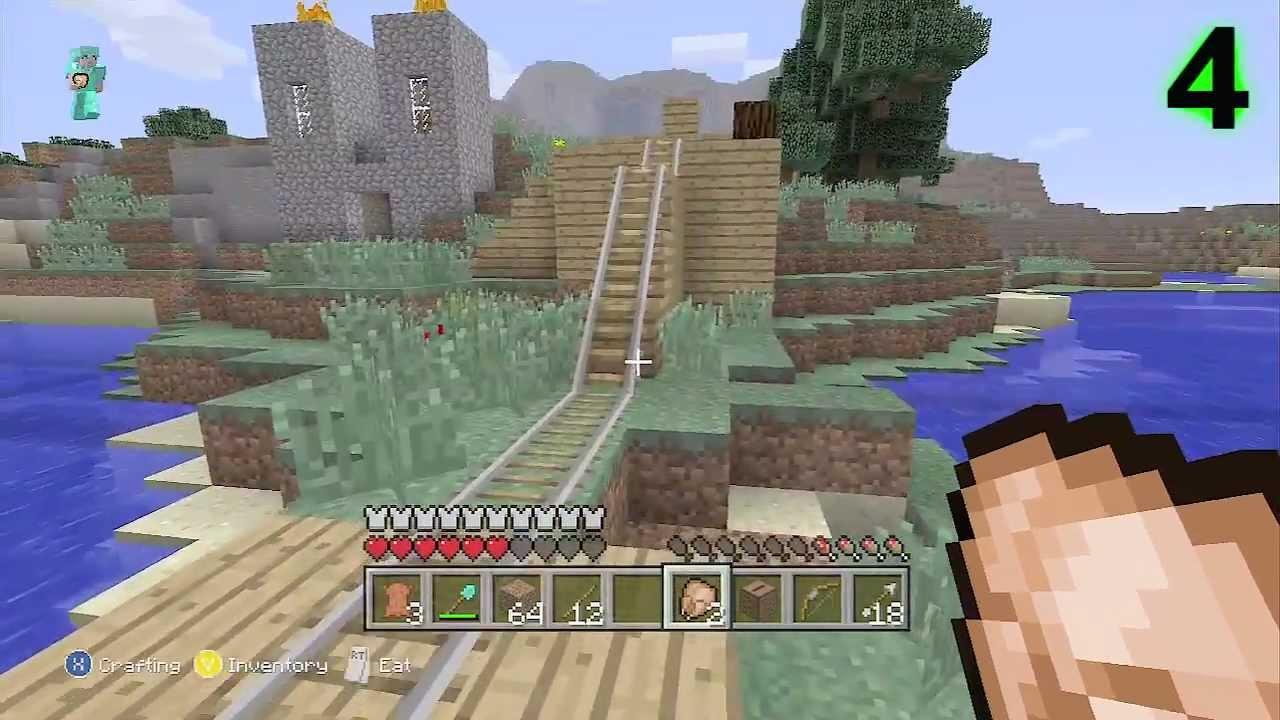 Minecraft Xbox Tutorial World For Pc - Ceria Bulat i