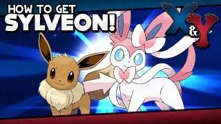 Pokémon X and Y - How to Get Sylveon   Pokémon Amie Guide!