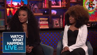 Cynthia Bailey Was Rooting For Luann De Lesseps' Marriage | WWHL