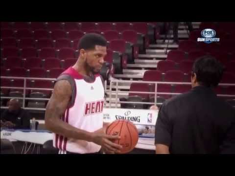 April 04, 2015 - Sunsports - Inside the Heat: Udonis Haslem (2of4)(2015 Documentary)