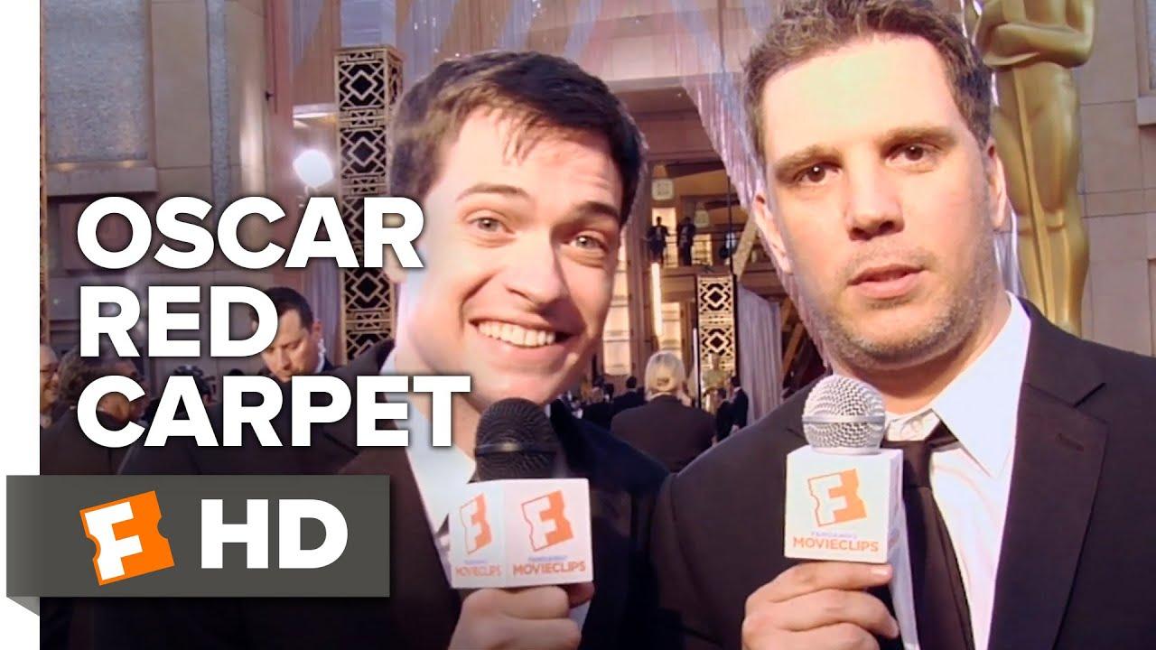 Kristian & Dan Hit The Red Carpet (2016) Awards Night HD