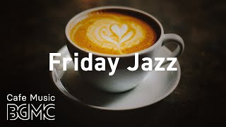 Friday Jazz: Calming Background Piano Music - Slow Jazz for Brainstorming & Going Out for a Stroll