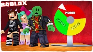 🤘 ROBLOX - WHO WILL WIN, DIE OR HAVE GOOD LUCK? (Lucky Wheel)w