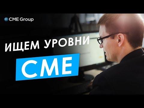 Поиск опционных уровней на CME в режиме онлайн