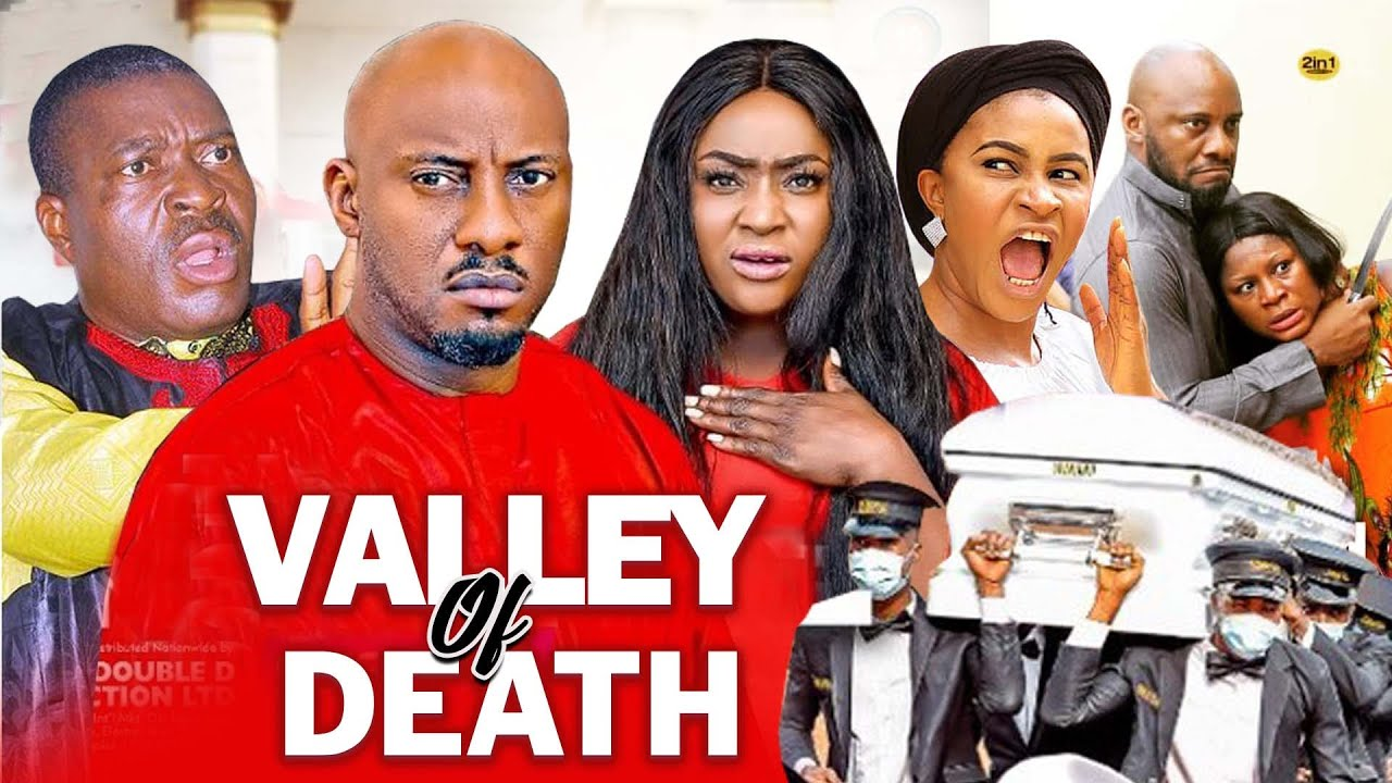 Download VALLEY OF DEATH 1&2 (New Movie) YUL EDOCHIE| KOK LIZZYGOLD 2021 LATEST NIGERIAN FULL MOVIE NOLLYWOOD