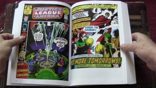 Justice League of America : Bronze Age Omnibus Hardcover Comic Review