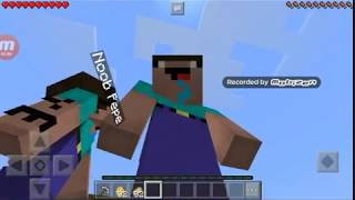 Minecraft: Lucky Block VS Aranha Mutante!