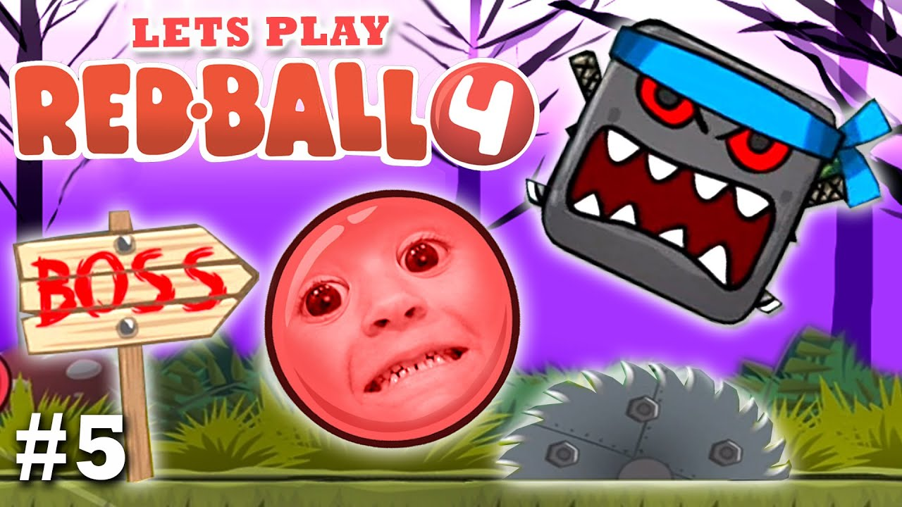 red ball 2 player