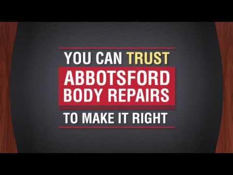 Abbotsford Body Repairs