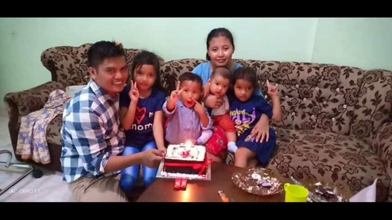 Perjuangan seorang ayah menghidupi 8 anaknya