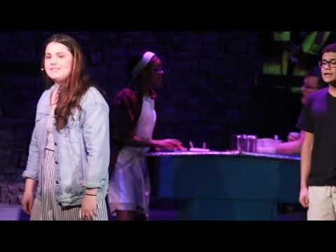 In the Heights at Alexander Hamilton High School