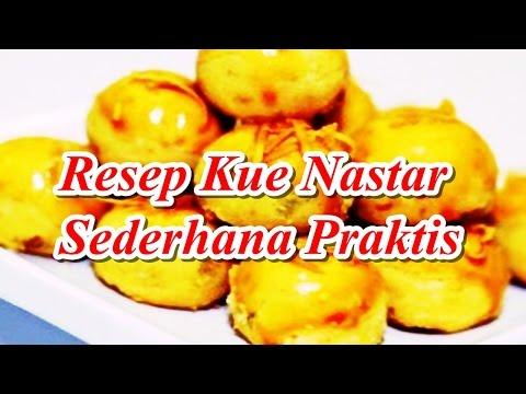Resep Kue Nastar Sederhana Praktis