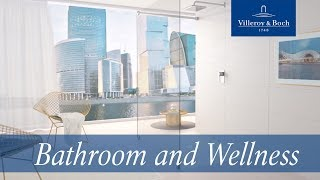 ViPrint shower trays – Inspired by Geometry   Villeroy & Boch