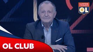 VIDEO: Les voeux de notre président | Olympique Lyonnais