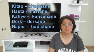 Турецкий язык с нуля. Урок № 40 Словообразовательные аффиксы