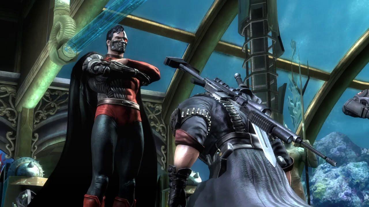 Injustice 1 online i break him with bane.