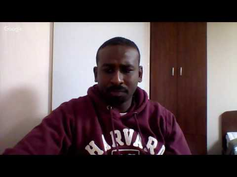 #SRF_Webinar: How to get into the Harvard Kennedy School? By Tarig Hilal