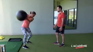 Muscle ton Swing Laurène (n°6) : la traversée