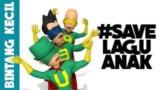 SUPER USA - BINTANG KECIL #SaveLaguAnak