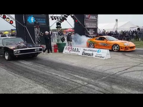 supra-2jz-vs-ls3-dodge-charger-drag-race-at-german-racewars---fast-and-furious-craig-lieberman