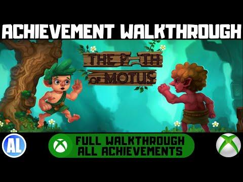 The Path of Motus (Xbox One) Achievement Walkthrough