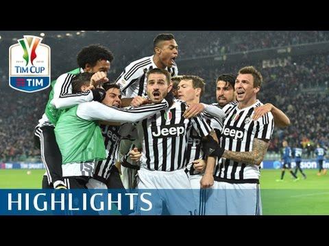 Juventus - Inter 3-0 - Highlights - Semifinale - TIM Cup 2015/16