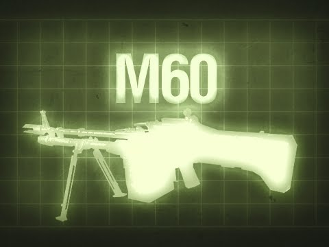 M60 - Black Ops Multiplayer Weapon Guide