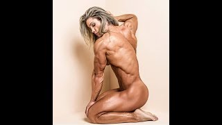 [ Marjorie Beck ]Super Muscle Girl Workout And Body Preview