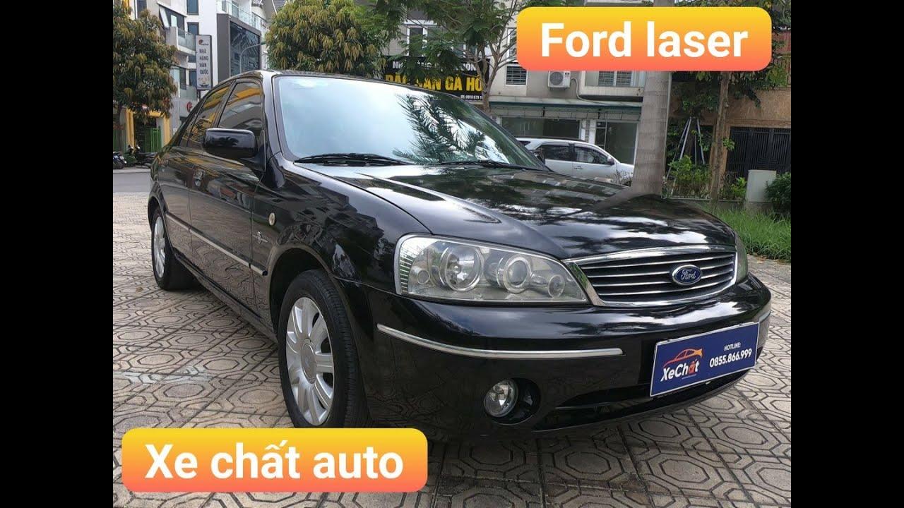 Ford laser 2004 AT | Lh: 0855.866.999 | Xe Chất Auto cần bán