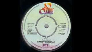Randy Edelman - You