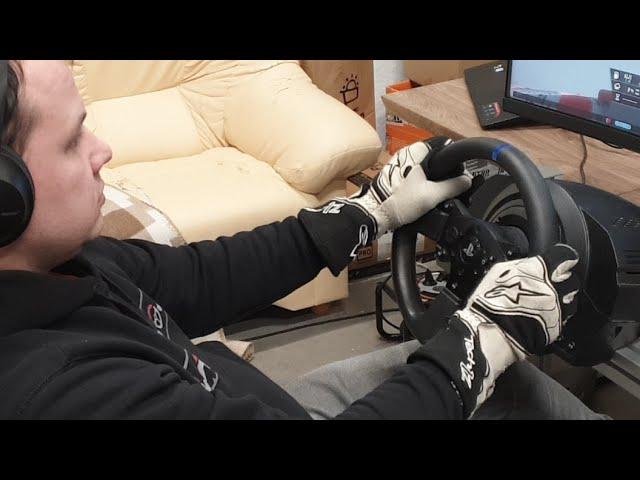 Avariistriim! Karel Piiroja   B finaal  2021 NB Quality GT: 1. Etapp - Dubai Autodrome