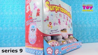 Surprizamals Series 9 Blind Bag Stuffed Animals Plush Mystery Toy Review Unboxing | PSToyReviews