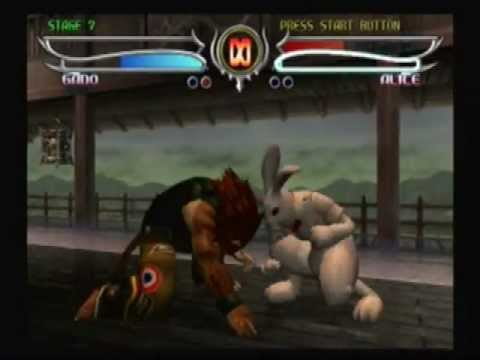 Let's Play Bloody Roar 4: Gado ~ If I Said This Was Easy, I'd Be Lion