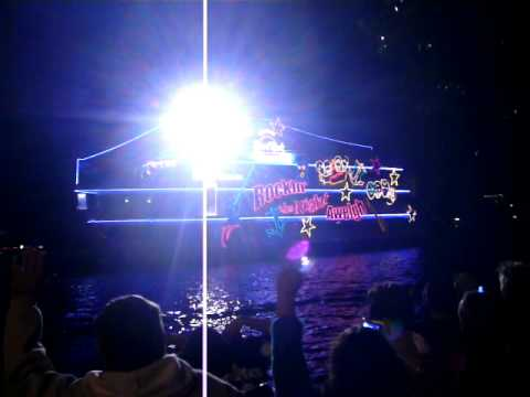 Fort Lauderdale Holiday Boat Parade