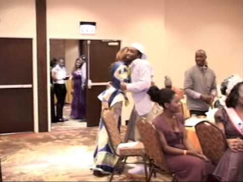 Fashion Show: Mama Africa kitoko
