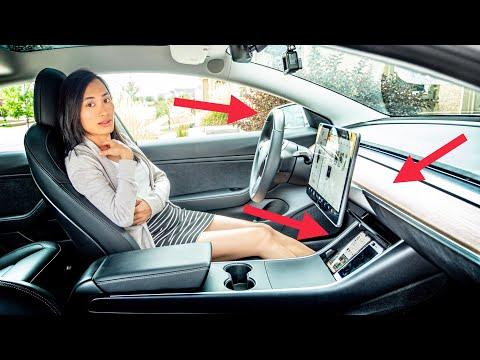 Tesla Model 3 Review with Nikki
