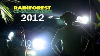 RAINFOREST CHALLENGE 2012 - FULL MOVIE [ENG] (international version)
