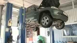 Замена гофры на Opel. г.Санкт-Петербург. Установка и замена   гофры(, 2012-10-13T18:05:12.000Z)