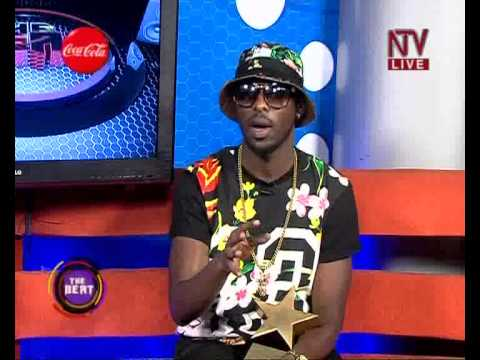 Eddie Kenzo Interview on NTV The Beat (4/4)