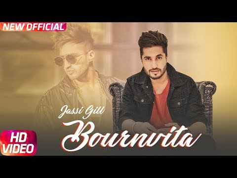 Bournvita (Video Song)   Jassi Gill   Desi Routz   Latest Punjabi Song 2018   Speed Records