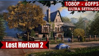 Lost Horizon 2 gameplay PC HD [1080p/60fps]