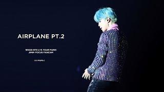 Download Video 181020 BTS LOVE YOURSELF TOUR PARIS - AIRPLANE PT.2 JIMIN FOCUS FANCAM 지민 직캠 (4K) MP3 3GP MP4