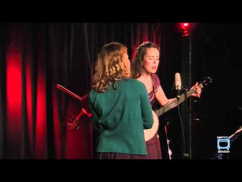 """Brittany Haas & Lauren Rioux - """"Gray Owl / Red & White & Blue & Gold"""" - Live At Empty Sea"""
