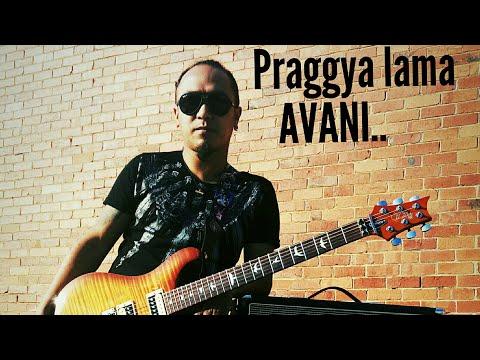 Avani  music video