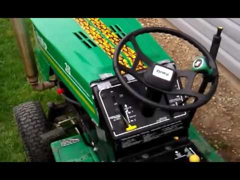 Rally lawn mower - YouTube