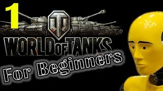 WoT for Beginners: A Tutorial Series Ep. 1 / Making an Account