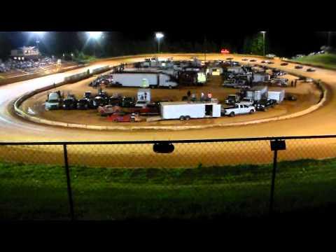 Friendship Speedway (Blueridge Steelheads VS Supers) 9-22-12